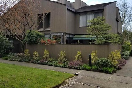 R2362580 - 4414 YEW STREET, Quilchena, Vancouver, BC - Townhouse