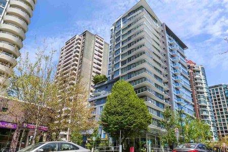 R2362846 - 1503 1009 HARWOOD STREET, West End VW, Vancouver, BC - Apartment Unit