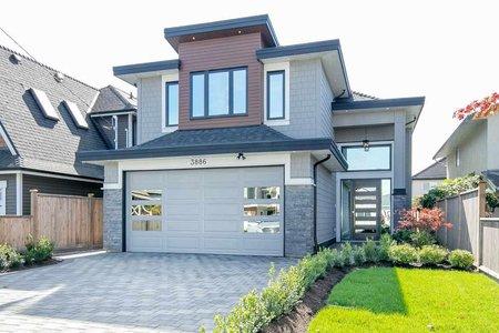 R2362862 - 3886 RICHMOND STREET, Steveston Village, Richmond, BC - House/Single Family