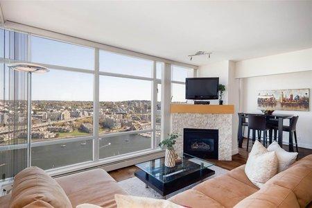 R2363075 - 3502 1199 MARINASIDE CRESCENT, Yaletown, Vancouver, BC - Apartment Unit