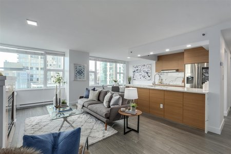 R2363202 - 1110 1500 HORNBY STREET, Yaletown, Vancouver, BC - Apartment Unit