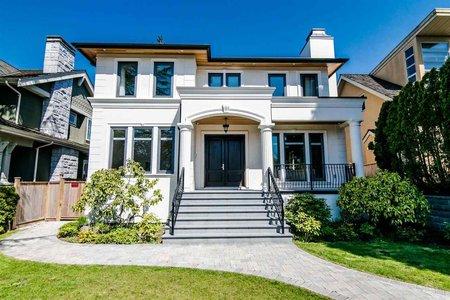 R2363385 - 4039 W 38 TH AVENUE, Dunbar, Vancouver, BC - House/Single Family