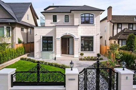 R2363422 - 3275 W 22ND AVENUE, Dunbar, Vancouver, BC - House/Single Family