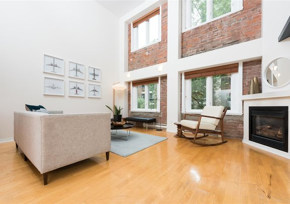 305 141 WATER STREET, Vancouver - R2363924