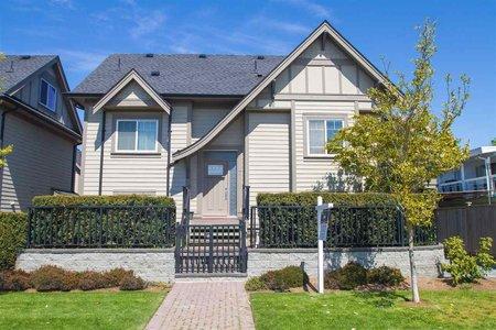 R2364947 - 7 4728 54A STREET, Delta Manor, Delta, BC - Townhouse