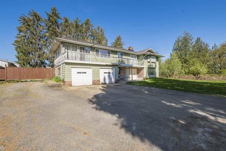 R2365003 - 6187 MT. LEHMAN ROAD, Bradner, Abbotsford, BC - House with Acreage