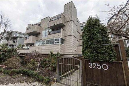 R2365022 - 9 3250 W 4TH AVENUE, Kitsilano, Vancouver, BC - Apartment Unit