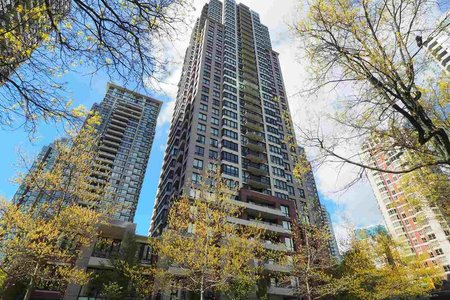 R2365237 - 2608 909 MAINLAND STREET, Yaletown, Vancouver, BC - Apartment Unit