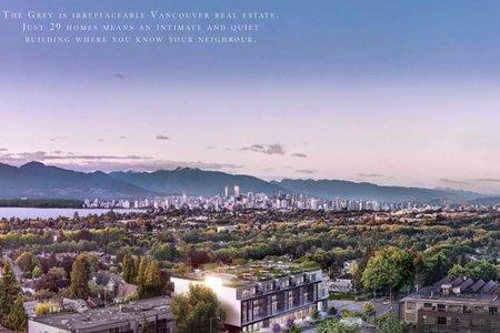 R2365264 - 405 3639 W 16TH AVENUE, Point Grey, Vancouver, BC - Apartment Unit