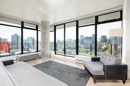R2365393 - 2305 108 W CORDOVA STREET, Downtown VW, Vancouver, BC - Apartment Unit