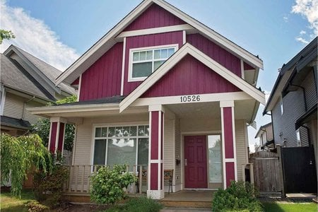 R2365421 - 10526 ODLIN ROAD, West Cambie, Richmond, BC - House/Single Family