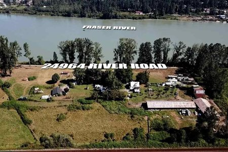 R2365431 - 29464 RIVER ROAD, Bradner, Abbotsford, BC - House with Acreage