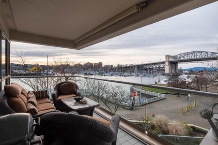 R2365563 - 303 1600 HORNBY STREET, Yaletown, Vancouver, BC - Apartment Unit