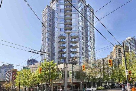 R2365778 - 401 1212 HOWE STREET, Downtown VW, Vancouver, BC - Apartment Unit