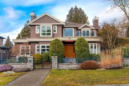 R2365845 - 1813 W 63RD AVENUE, S.W. Marine, Vancouver, BC - House/Single Family