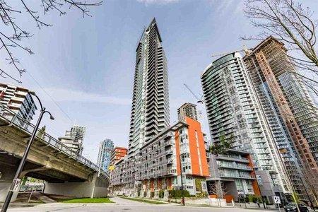 R2365966 - 3207 1372 SEYMOUR STREET, Downtown VW, Vancouver, BC - Apartment Unit