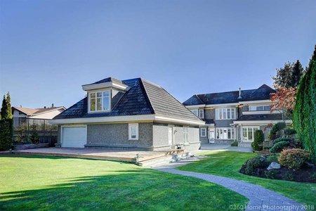 R2366012 - 11151 GRANVILLE AVENUE, McLennan, Richmond, BC - House/Single Family