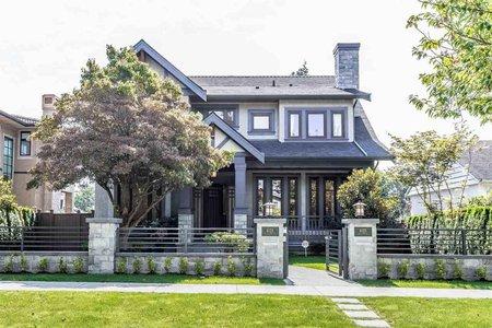 R2366015 - 4028 W 30TH AVENUE, Dunbar, Vancouver, BC - House/Single Family