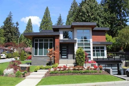 R2366025 - 4366 GLENCANYON DRIVE, Upper Delbrook, North Vancouver, BC - House/Single Family