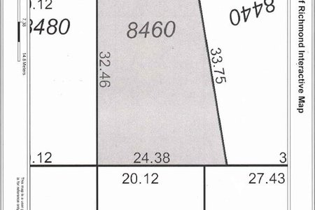 R2366038 - 8460 FAIRWAY ROAD, Seafair, Richmond, BC - House/Single Family