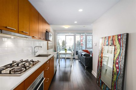 R2366295 - 712 1372 SEYMOUR STREET, Downtown VW, Vancouver, BC - Apartment Unit