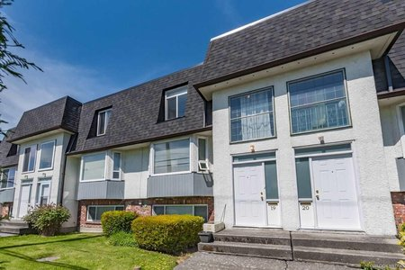 R2366562 - 19 8311 STEVESTON HIGHWAY, South Arm, Richmond, BC - Townhouse