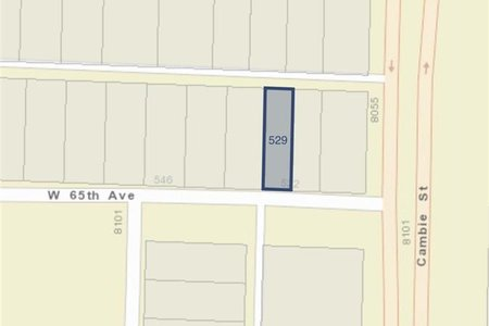 R2366588 - 529 W 65TH AVENUE, Marpole, Vancouver, BC - House/Single Family