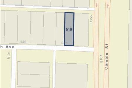 R2366623 - 519 W 65TH AVENUE, Marpole, Vancouver, BC - House/Single Family