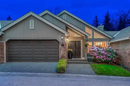 R2366638 - 27 4055 INDIAN RIVER DRIVE, Indian River, North Vancouver, BC - Townhouse