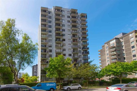 R2366665 - 1504 1146 HARWOOD STREET, West End VW, Vancouver, BC - Apartment Unit