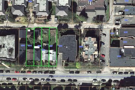 R2366666 - 1611 E 4TH AVENUE, Grandview VE, Vancouver, BC - House/Single Family