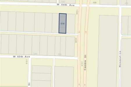 R2366686 - 518 W 64TH AVENUE, Marpole, Vancouver, BC - House/Single Family