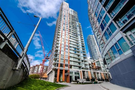 R2366711 - 801 1351 CONTINENTAL STREET, Downtown VW, Vancouver, BC - Apartment Unit