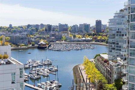 R2367355 - 1907 198 AQUARIUS MEWS, Yaletown, Vancouver, BC - Apartment Unit