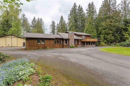 R2367416 - 26227 62 AVENUE, County Line Glen Valley, Langley, BC - House with Acreage