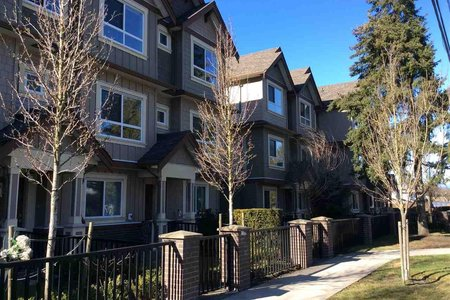 R2367465 - 10 7551 NO. 2 ROAD, Granville, Richmond, BC - Townhouse