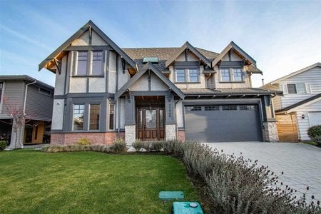 R2367513 - 11460 PLOVER DRIVE, Westwind, Richmond, BC - House/Single Family