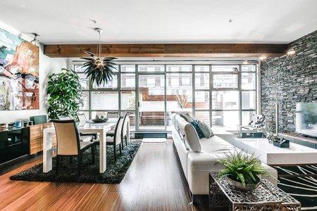 R2367572 - 501 1228 HOMER STREET, Yaletown, Vancouver, BC - Apartment Unit