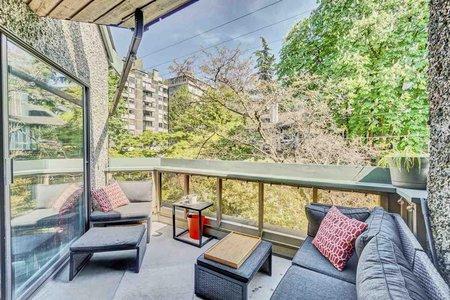 R2367637 - 417 1500 PENDRELL STREET, West End VW, Vancouver, BC - Apartment Unit