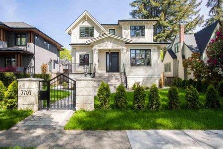 R2367802 - 3707 W 37TH AVENUE, Dunbar, Vancouver, BC - House/Single Family