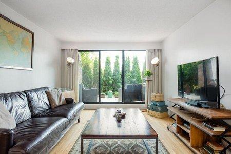 R2367921 - 109 2450 CORNWALL AVENUE, Kitsilano, Vancouver, BC - Apartment Unit