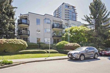 R2367962 - 106 1550 CHESTERFIELD AVENUE, Central Lonsdale, North Vancouver, BC - Apartment Unit