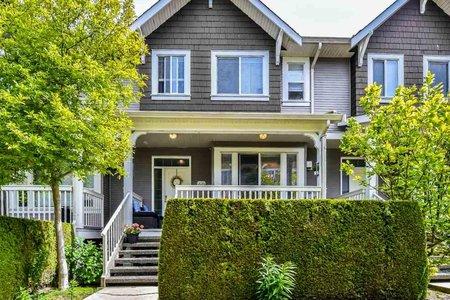 R2367977 - 40 5999 ANDREWS ROAD, Steveston South, Richmond, BC - Townhouse