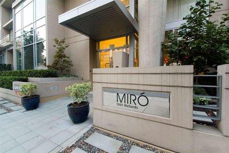 R2368027 - 401 1001 RICHARDS STREET, Downtown VW, Vancouver, BC - Apartment Unit