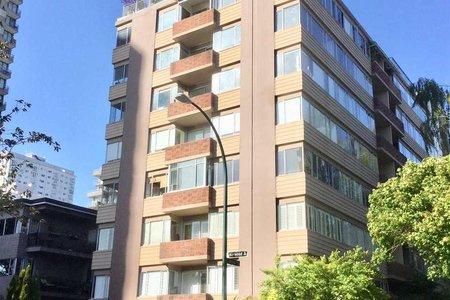 R2368080 - 404 1315 CARDERO STREET, West End VW, Vancouver, BC - Apartment Unit