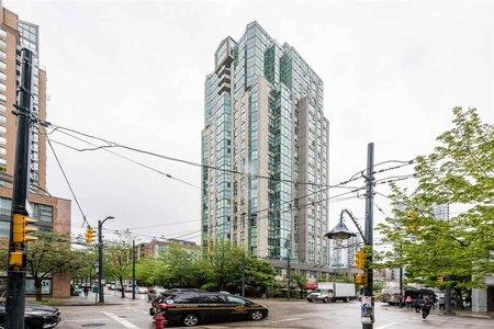R2368270 - 2201 1188 HOWE STREET, Downtown VW, Vancouver, BC - Apartment Unit