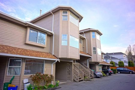 R2368326 - 8 7600 GILBERT ROAD, Brighouse South, Richmond, BC - Townhouse