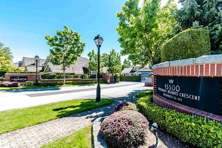 R2368334 - 106 15500 ROSEMARY HEIGHTS CRESCENT, Morgan Creek, Surrey, BC - Townhouse