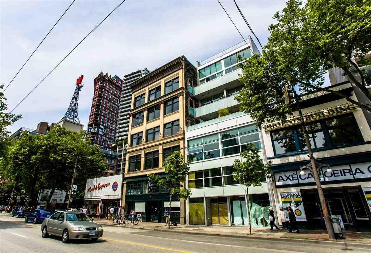 503 53 W HASTINGS STREET, Vancouver - R2368434