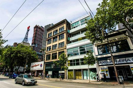 R2368434 - 503 53 W HASTINGS STREET, Downtown VW, Vancouver, BC - Apartment Unit